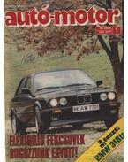 Autó-Motor 1990. (teljes évfolyam)