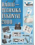 Rádiótechnika évkönyve 2000