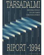 Társadalmi riport 1994.