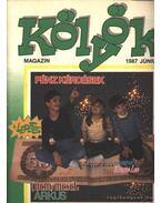 Kölyök Magazin 1987. június