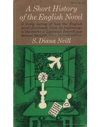 A Short History of the English Novel