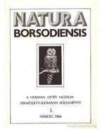 Natura Borsodiensis I.