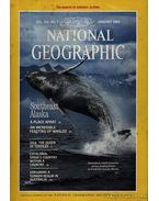 National Geographic 1984 January