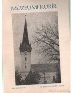 Múzeumi Kurír 1980. augusztus 32. szám (IV. kötet 3. szám)