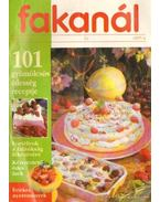 Fakanál 101 gyümölcsös édesség receptje