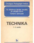 Technika 1-4. osztály