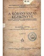 A kőbányászat kézikönyve I-II.