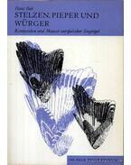 Stelzen, Pieper und Würger (Gólyalábúak, csiripelők és gébicsek)