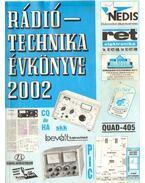 A Rádiótechnika évkönyve 2002 - Békei Ferenc