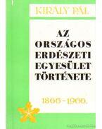 Az Országos Erdészeti Egyesület története 1866-1966