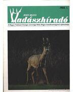 Békés megyei Vadászhíradó 1988 I
