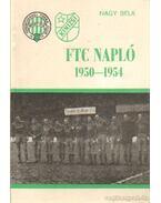 FTC napló 1950-1954