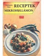 Receptek mikrohullámon