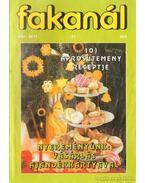Fakanál 1995/6. 51. - 101 aprósütemény receptje