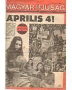 Magyar ifjúság 1974, XVIII. évfolyam április 5-június 28. (14-26. szám)