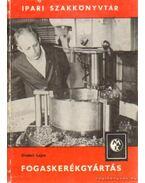 Fogaskerékgyártás