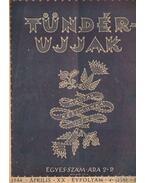 Tündérujjak 1944. április XX. évf. 4. (228.) szám