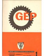 Gép 1975. XXVII. évfolyam 1-12. szám (teljes)