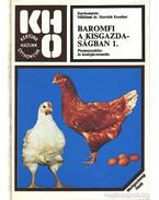 Baromfi a kisgazdaságban I-II-III. kötet