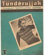 Tündérujjak 1938. február 154. szám - W. Bartha Emma (szerk.)