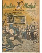 Ludas Matyi 1946. II. évfolyam (töredék) és 1947. III. évfolyam (teljes)