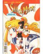Sailor Moon füzetek 2000/1. 3. szám ( kisalakú)