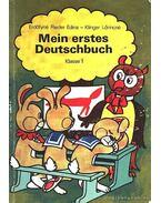 Mein erstes Deutschbuch (Német ábécé és olvasókönyv 1. o.)