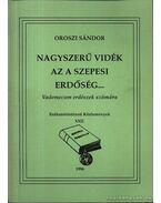 Erdészettörténeti Közlemények XXII. 1996
