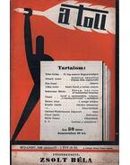 A toll I. évf. 28. sz. (1929. október 27.) - Zsolt Béla