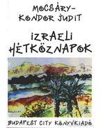 Izraeli hétköznapok