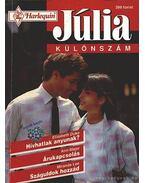 Hívhatlak anyunak? - Árukapcsolás - Száguldok hozzád Júlia különszám 1997/2.