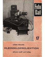 Kleinbildprojektion / Dia vetítő