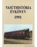 Vasúthistória évkönyv 1991