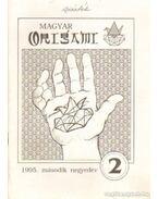 Magyar origami 1995. második negyedév