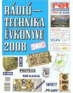 Rádiótechnika évkönyve 2008 - Békei Ferenc