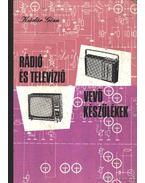 Rádió és televízió vevőkészülékek (1956-1957)