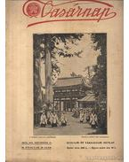 Vasárnap 1925. szeptember 27. IX. évfolyam 20. szám