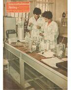 Természettudományi Közlöny 1963. teljes évfolyam