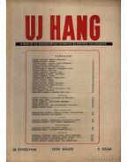 Új Hang 1954 III. évf. 5. szám