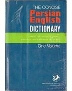 The concise Persian - English dictionary