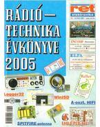 Rádiótechnika évkönyve 2005. - Békei Ferenc