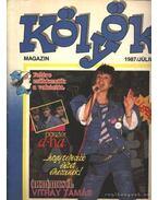 Kölyök Magazin 1987. július
