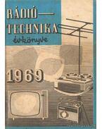 Rádiótechnika évkönyve 1969