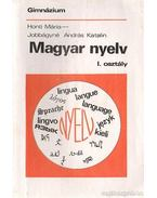 Magyar nyelv I. osztály