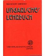 Ungarisches Lehrbuch - Mikesy Sándor