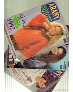 Arany Kötőtű 1992 (hiányos)