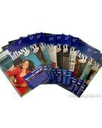 Tiffany 101-110. füzet