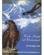Raub-, Sumpf- und Wasservögel