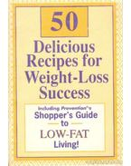 50 Delicious Reciptes for Weight-Loss Success