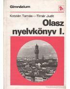 Olasz nyelvkönyv I.